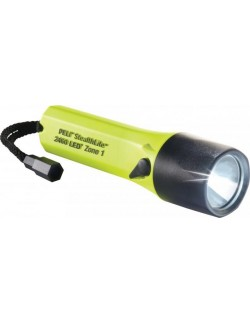 Lampe Peli Stealthlite Rechargeable 2460Z1 Atex