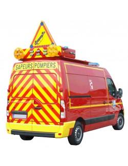 Kits pré-découpés - Pompiers