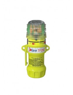 Balise lumineuse Pompiers : E-Flare TF 250
