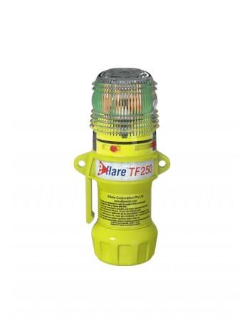 Balise lumineuse Police : E-Flare TF 250