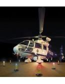 Balise lumineuse Police Municipale : E-Flare HZ 510 et HZ 530 (bicolore)