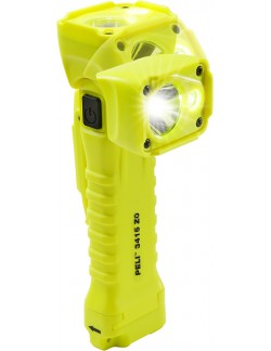 Lampe coudée Peli 3415MZ0 Atex intersignaletic