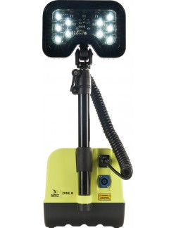 Projecteur RALS Peli 9455Z0 Atex Zone 0 Led