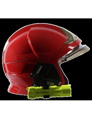 Lampe de casque à led - Pompiers
