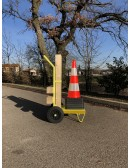 Unité mobile de balisage et de signalisation