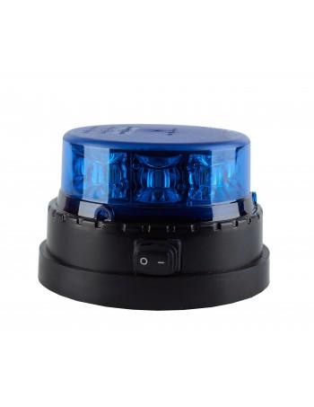 Gyrophare à LED Magnétique et rechargeable