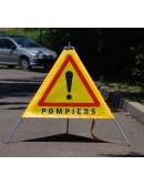 Tripode Poste Commandement Pompiers