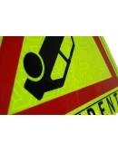 Tripode de signalisation - Pompiers