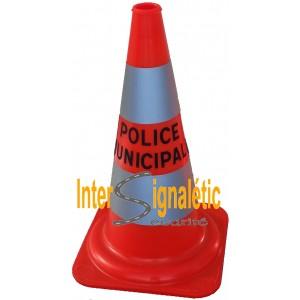 Mat riel de signalisation pour agents de la police municipale intersignaletic - Cone de lubeck ...