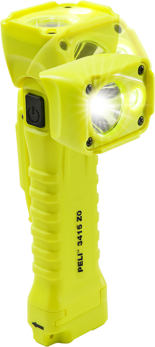 Lampe Peli 3415MZ0 Atex Intersignaletic